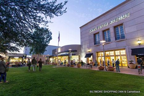 Biltmore Fashion Shopping Phoenix