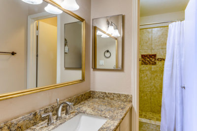 phoenix bathroom corporate rental