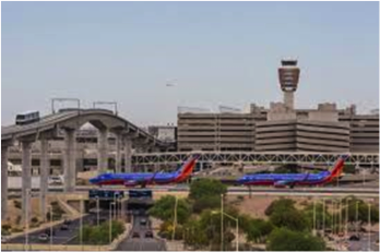 Sky harbor Phoenix airports