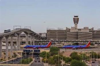 Sky harbor Phoenix airports