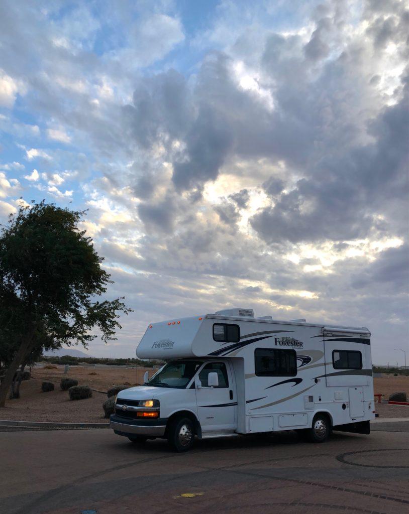 Phoenix RV Rentals